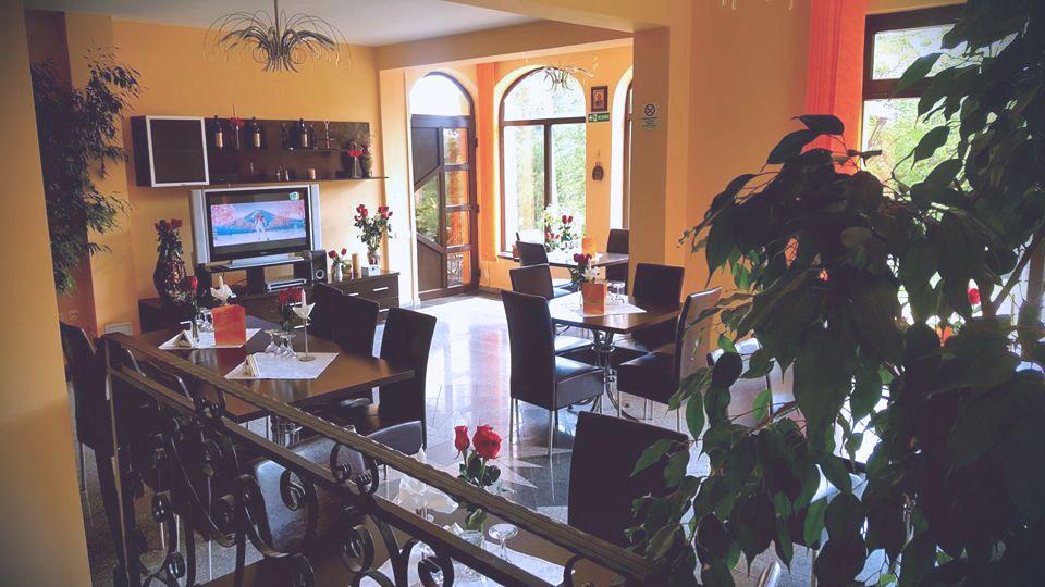 Restaurant Oana Boutique Cazare la Bran.